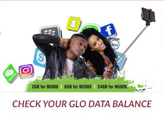 GLO BOUNCE DATA BALANCE
