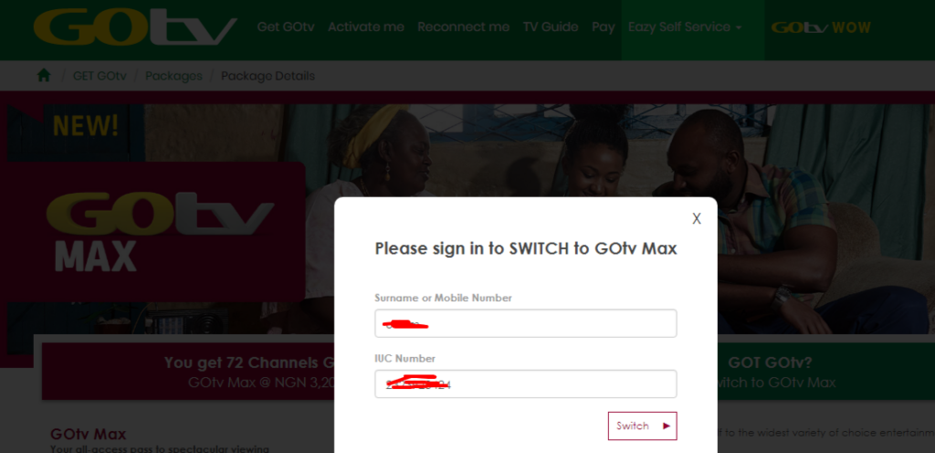 GOTV MAX: Price, Channels List, Promo and Subscription 2019